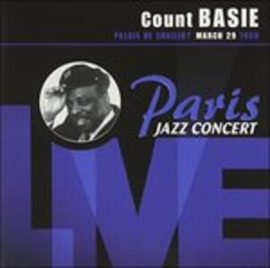 Paris Jazz Concert - CD Audio di Count Basie