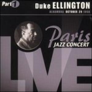 Paris Jazz Concert - CD Audio di Duke Ellington