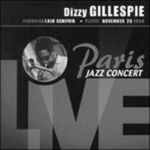 Paris Jazz Concert - CD Audio di Dizzy Gillespie