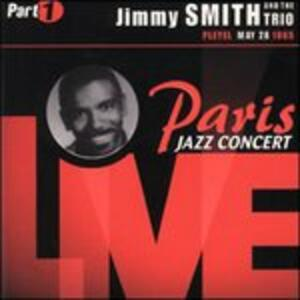 Paris Jazz Concert - CD Audio di Jimmy Smith