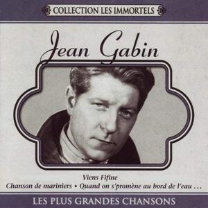 Les immortels - CD Audio di Jean Gabin