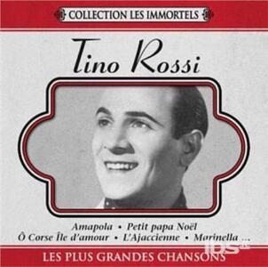 Les Immortels - CD Audio di Tino Rossi