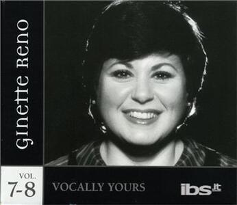 Vocally Yours - CD Audio di Ginette Reno