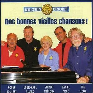 Y'a Plein De Soleil - CD Audio