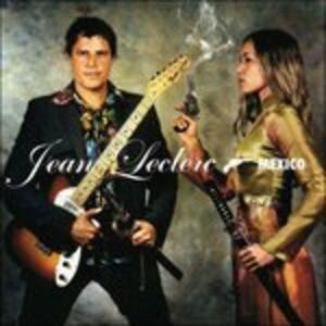 Mexico - CD Audio di Jean Leclerc