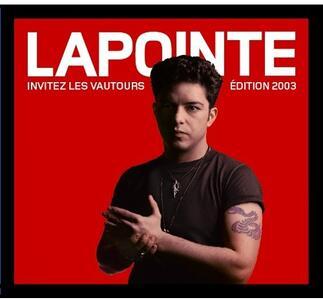 Invitez Les Vautours - CD Audio di Eric Lapointe