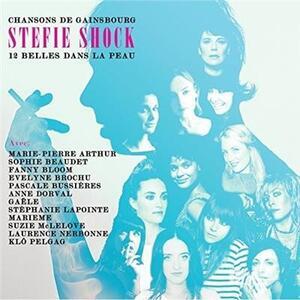 12 Belles Dans La Peau - CD Audio di Stefie Shock