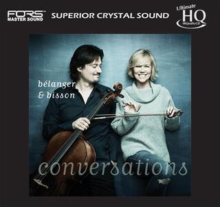 Conversations - CD Audio di Anne Bisson