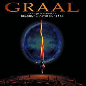 Graal. La legende musicale de Catherine Lara - CD Audio di Catherine Lara