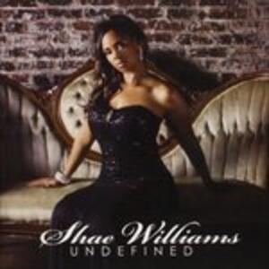 Undefined - CD Audio di Shae Williams