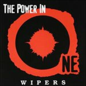 Power in One - CD Audio di Wipers