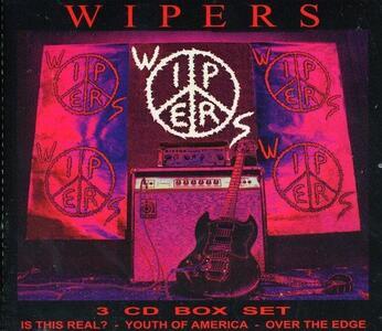 Wipers - CD Audio di Wipers