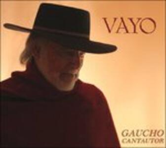 Gaucho - CD Audio di Vayo