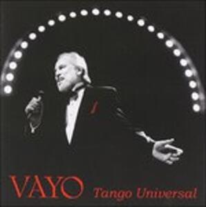 Tango Universal - CD Audio di Vayo