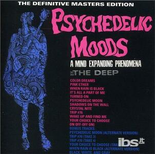 Psychedelic Moods - CD Audio di Deep