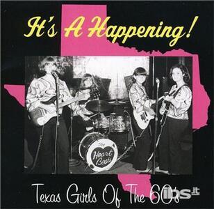 It's a Happening! - CD Audio