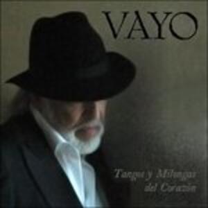 Tangos Y Milongas Del.. - CD Audio di Vayo