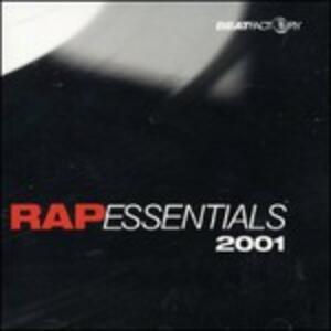 Rap Essentials 2001 - CD Audio