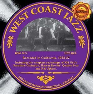 West Coast Jazz - CD Audio