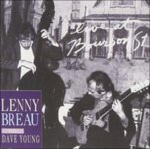 Live at Bourbon St. - CD Audio di Lenny Breau,Dave Young