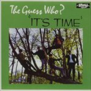 It's Time - CD Audio di Guess Who