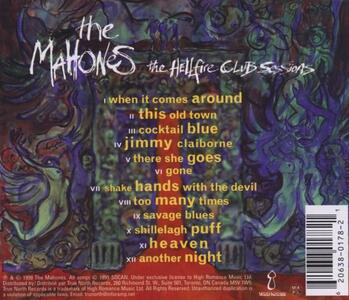 The Hellfire Club Session - CD Audio di Mahones - 2