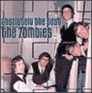 Absolutley the Best - CD Audio di Zombies