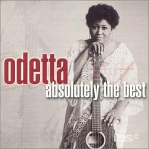 Absolutely the Best - CD Audio di Odetta