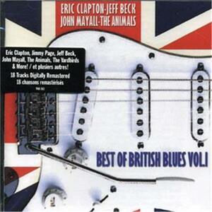 Best of British Blues - CD Audio