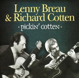 Pickin' Cotten - CD Audio di Lenny Breau