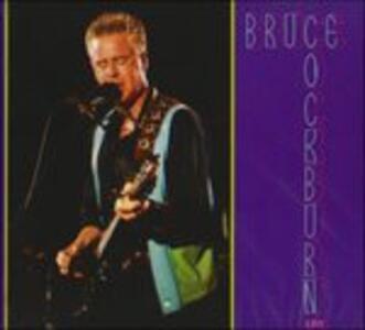 Live - CD Audio di Bruce Cockburn