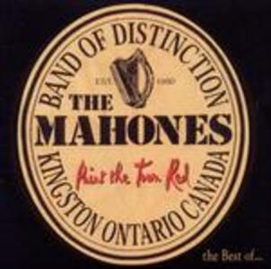 Paint the Town Red - CD Audio di Mahones