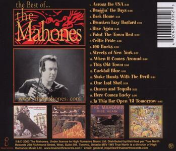 Paint the Town Red - CD Audio di Mahones - 2