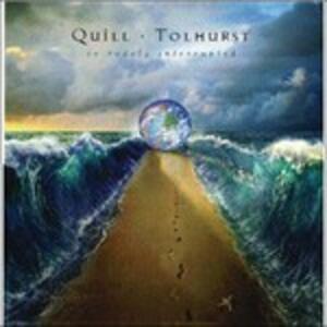 So Rudely Interrupted - CD Audio di Greg Quill,Kerryn Tolhurst