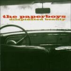 Dilapidated Beauty - CD Audio di Paperboys