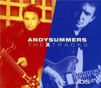 X Tracks - CD Audio di Andy Summers