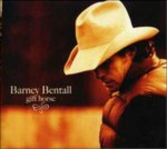 Gift Horse - CD Audio di Barney Bentall