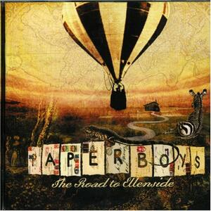 Road to Ellenside - CD Audio di Paperboys