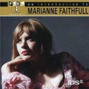 Introduction to - CD Audio di Marianne Faithfull