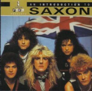 An Introduction to - CD Audio di Saxon