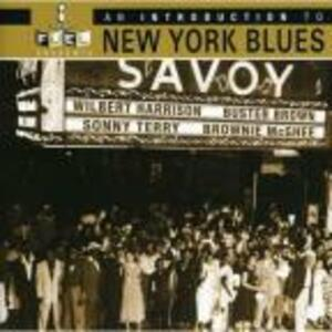 An Intro to New York - CD Audio