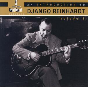 Introduction to - CD Audio di Django Reinhardt