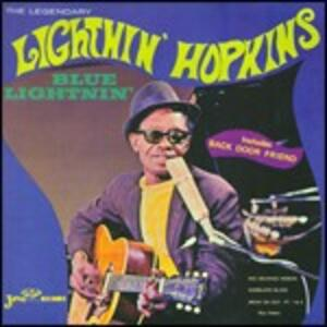 Blue Lightnin' - CD Audio di Lightnin' Hopkins
