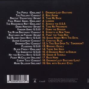 Tribute Album - CD Audio di Mahones - 3