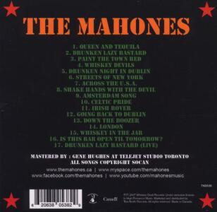 The Irish Punk Collection - CD Audio di Mahones - 2