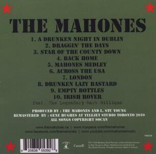 Draggin' the Days - CD Audio di Mahones - 2