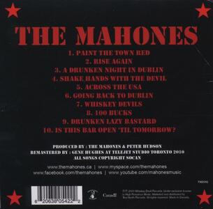 Live at the Horseshoe - CD Audio di Mahones - 2