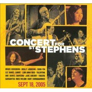Concert for St Stephens - CD Audio