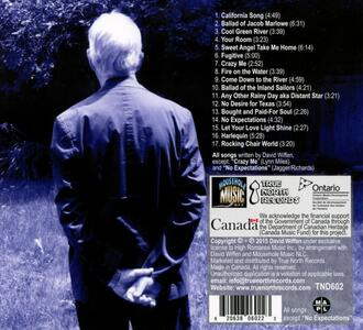 Songs from the Lost & Found - CD Audio di David Wiffen - 2