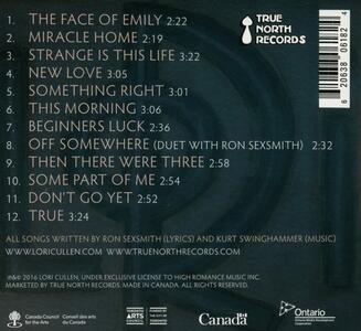 Sexsmith Swinghammer Songs - CD Audio di Lori Cullen - 2